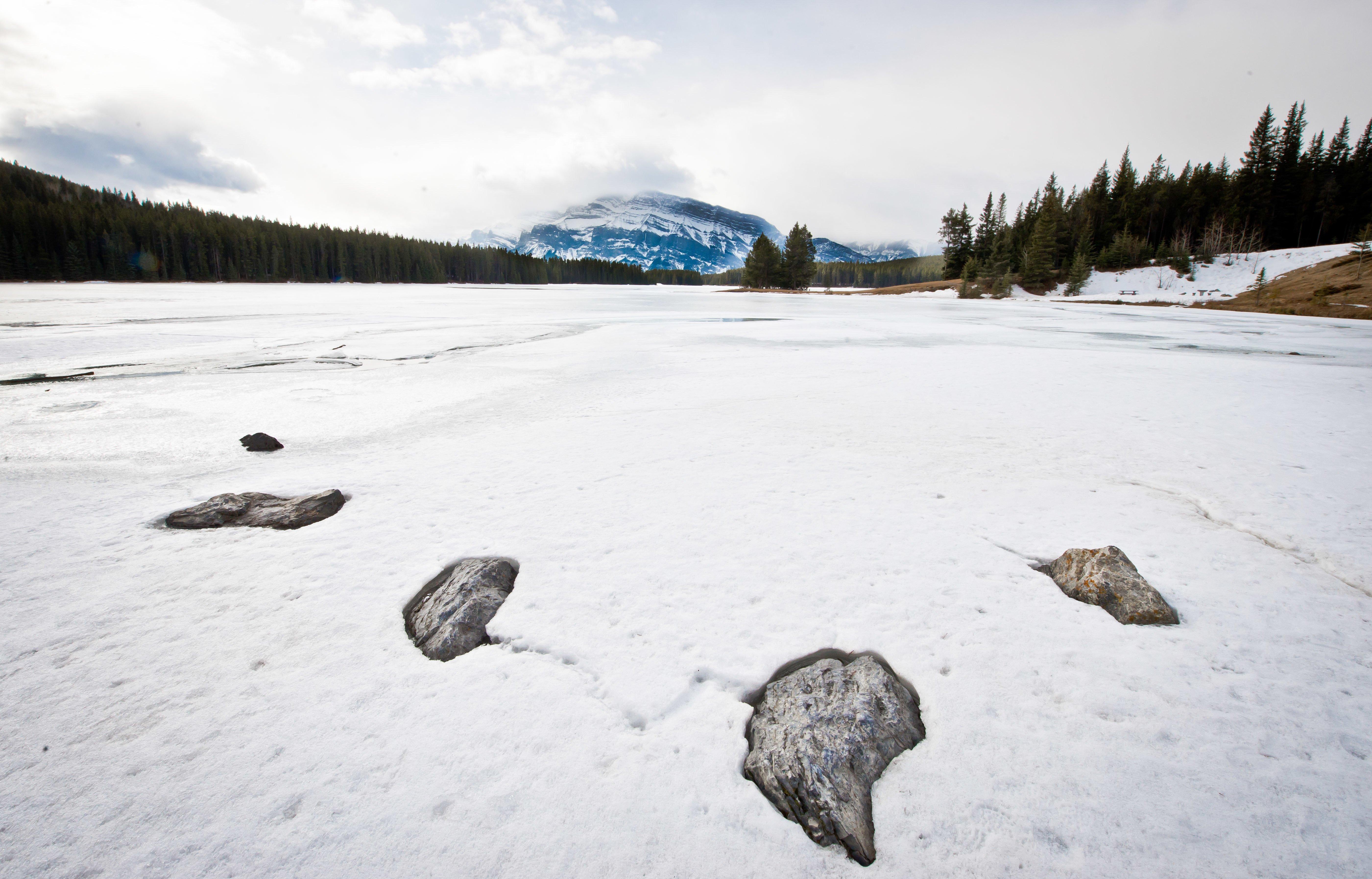 winter lakes