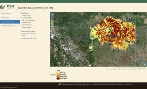 ESA Map Portal