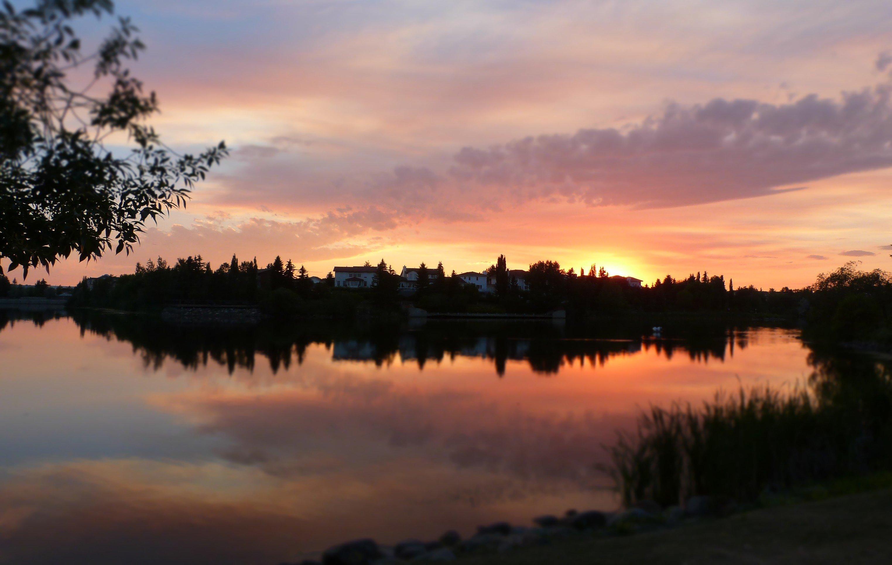 beaumaris sunset